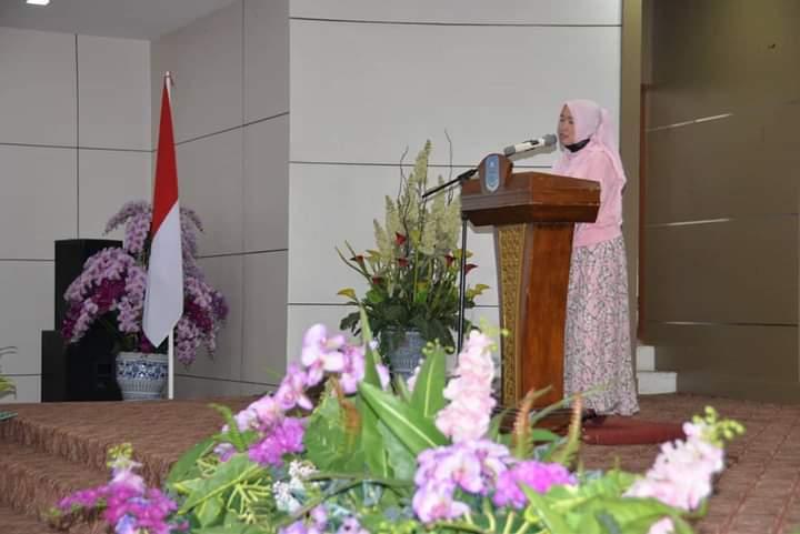 Hj. Hesnidar Dorong Generasi Muda Berkontribusi Membangun Provinsi Jambi