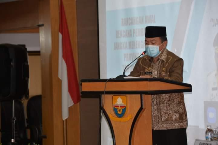Gubernur Al Haris: Visi Pembangunan Provinsi Jambi Tahun 2021–2026 adalah Jambi MANTAP