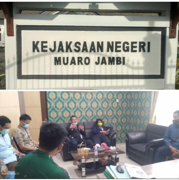 Kejari Muaro Jambi Didemo LSM Bidik Indonesia