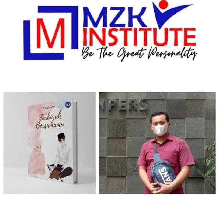 Keren! Ditulis dalam 15 Hari, Editor MZK News Terbitkan Novel Perdana