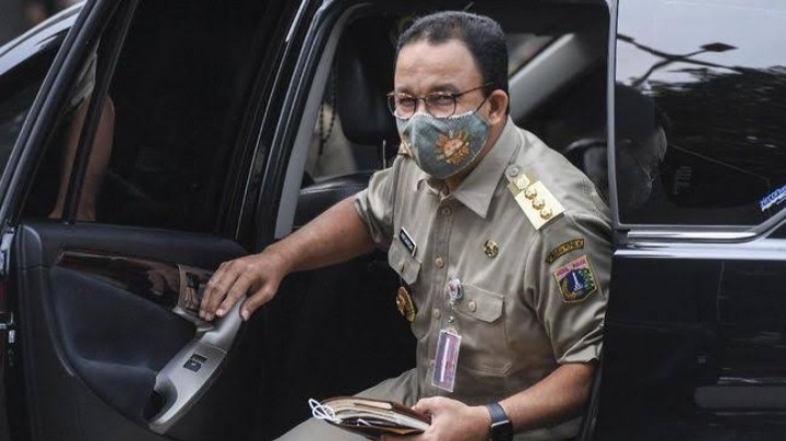 KPK Periksa Gubernur Anies Baswedan, Terkait Kasus Apa?