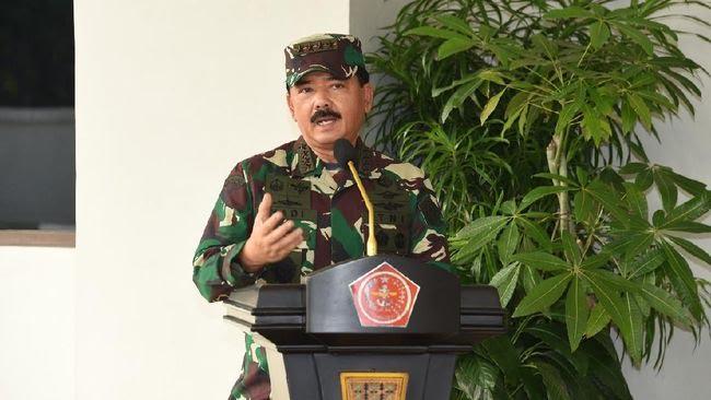 Panglima TNI Mutasi 60 Pati, Danpaspampres Jadi Pangdam Siliwangi