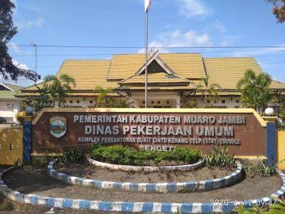 FM Duga Dinas PUPR Muaro Jambi Sengaja Tidak Penuhi Permohonan Informasi Publik