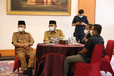 Gubernur Al Haris Minta Dukungan Anggota DPRD Bangun Provinsi Jambi