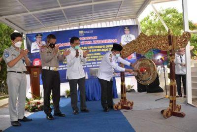 Gubernur Alharis Buat Komitmen Kelola Pemerintah yang Bersih dan Melayani