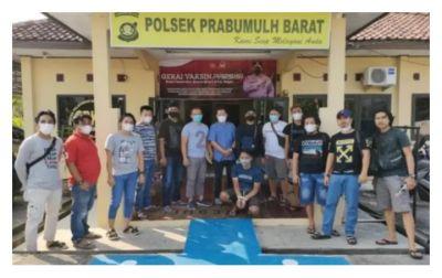 Kurang dari 24 Jam, Pelaku Pembunuhan Plt. Kepala BPBD Merangin Dibekuk Polisi